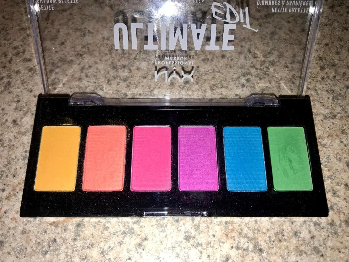 product-review-nyx-ultimate-edit-petite-eye-shadow-palette-brights