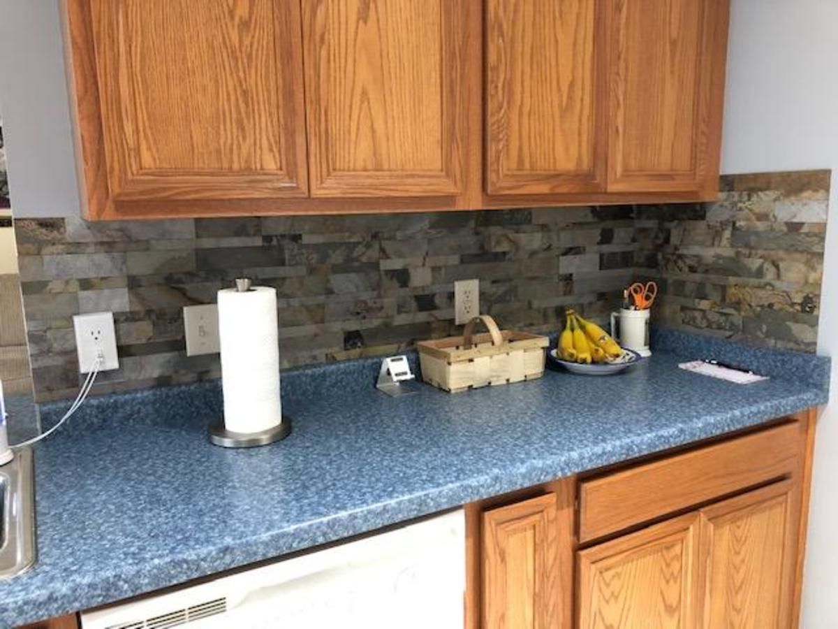 Update Your Kitchen Economically with Aspect Peel and Stick Backsplash Tile