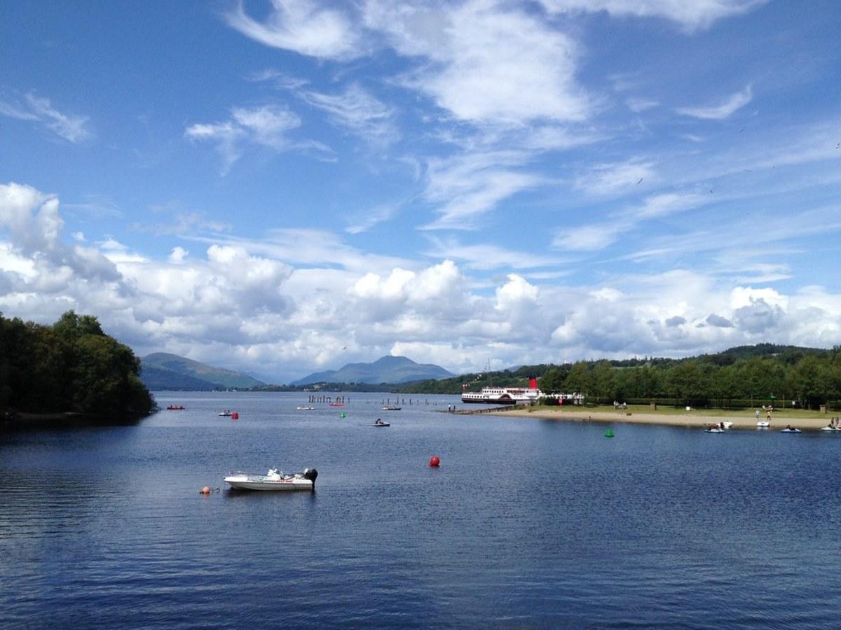 Natural Wonders of Southern Scotland