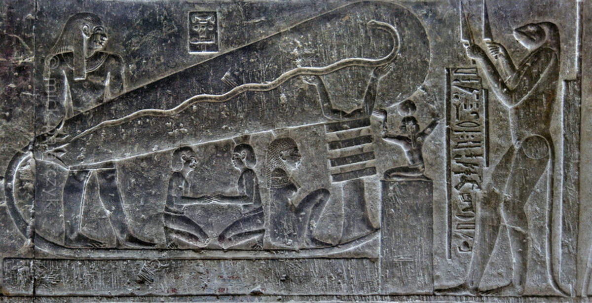 "Why the ""Dendera Light"" is Not a Light bulb"
