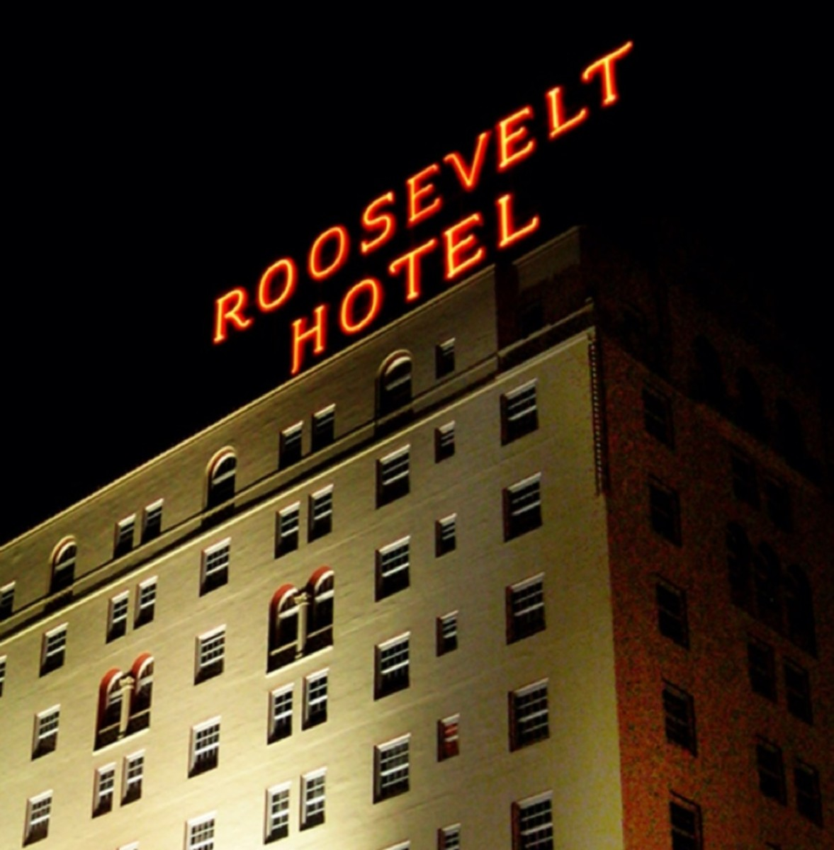 Haunted Hollywood: Famous Spooky Spots