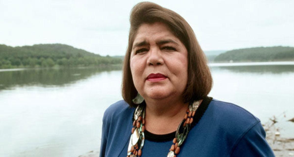 Photo of Wilma Mankiller