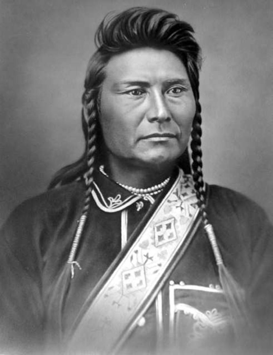 Photo of Chief Joseph
