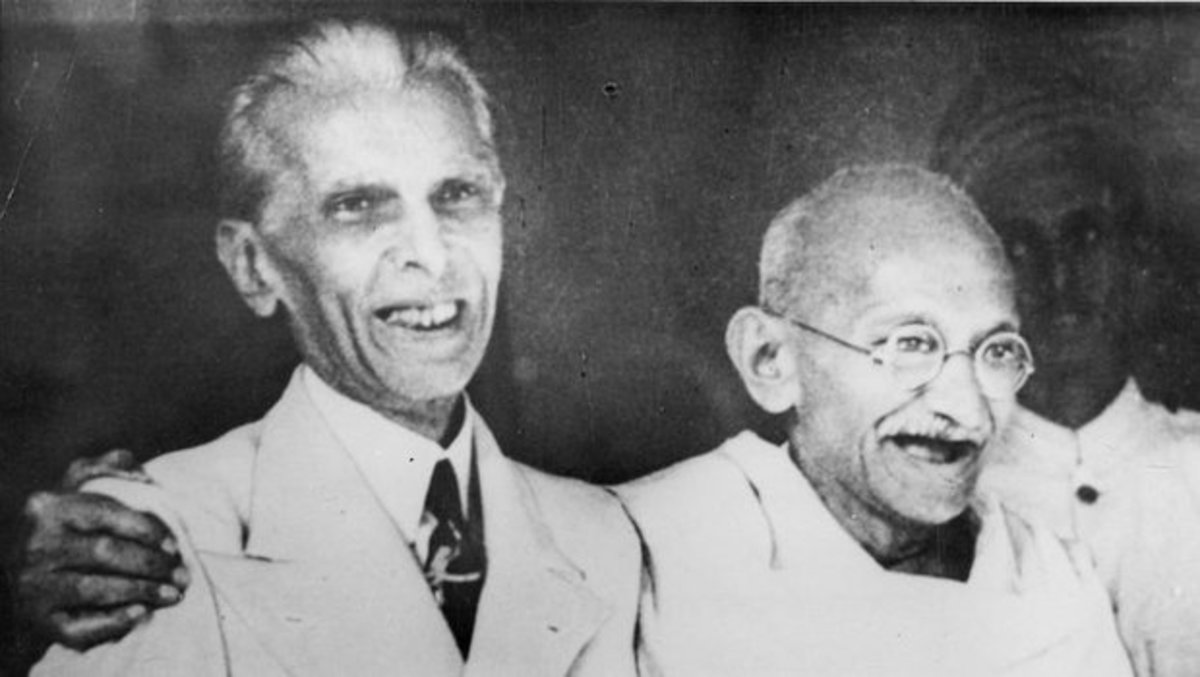Gandhi and Jinnah: Clash of the 20th Century