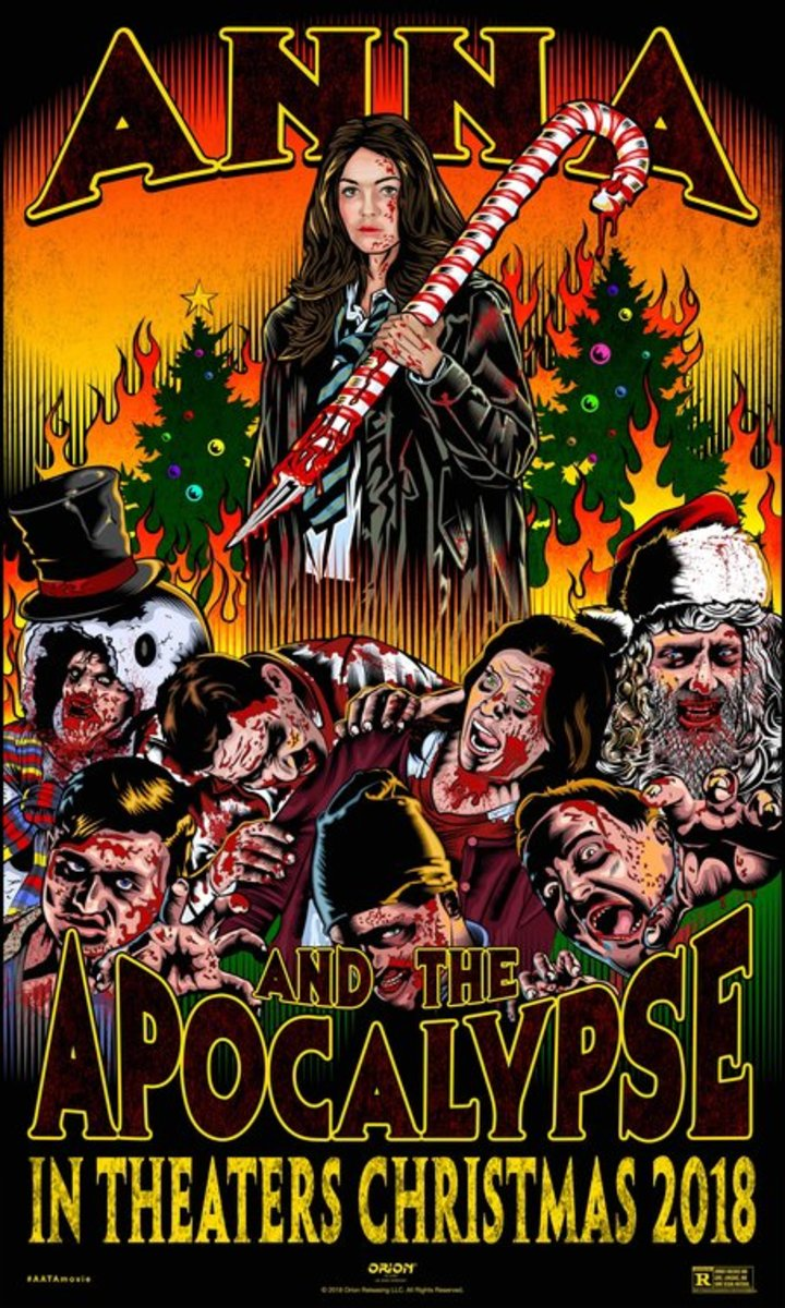 6 of Santa Claus' Favorite Ho Ho Horror Movies