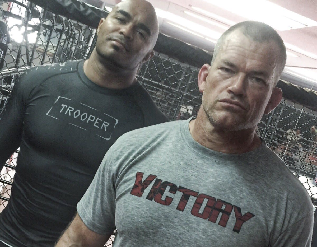 Jocko Willink and Echo Charles
