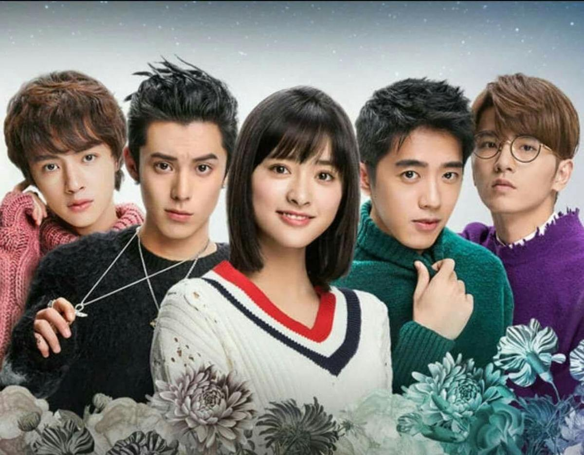 Meteor Garden | 10 Best Chinese Youth Romantic Comedy Dramas You Must Watch