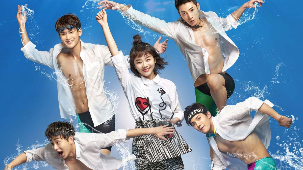 My Mr. Mermaid | 10 Best Chinese Youth Romantic Comedy Dramas You Must Watch