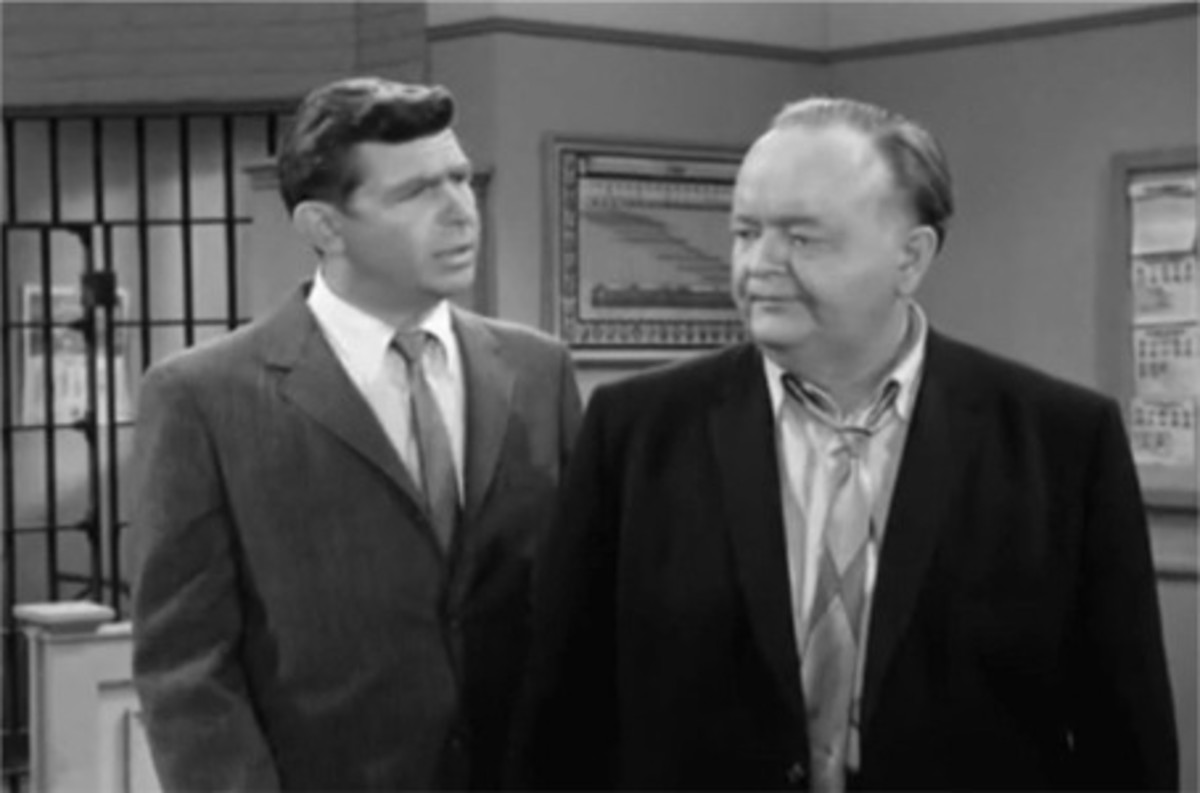 "Robert Earnhardt ""Mr. Tucker,"" starred on the episode, ""Man in a Hurry,"" which was my two of the Andy Griffith episodes."