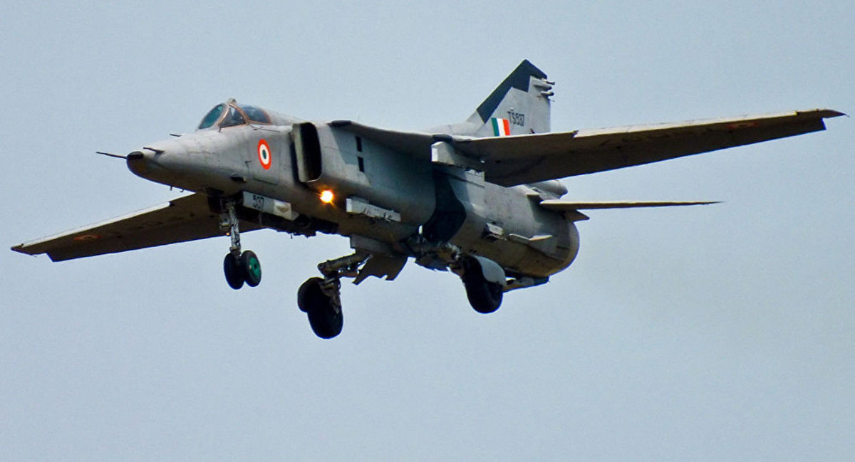Mig-27 to Become History as Last Squadron to Be Decommissioned by Indian Air Force