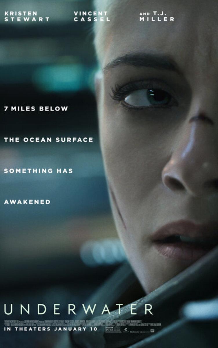 Underwater (2020) Movie Review