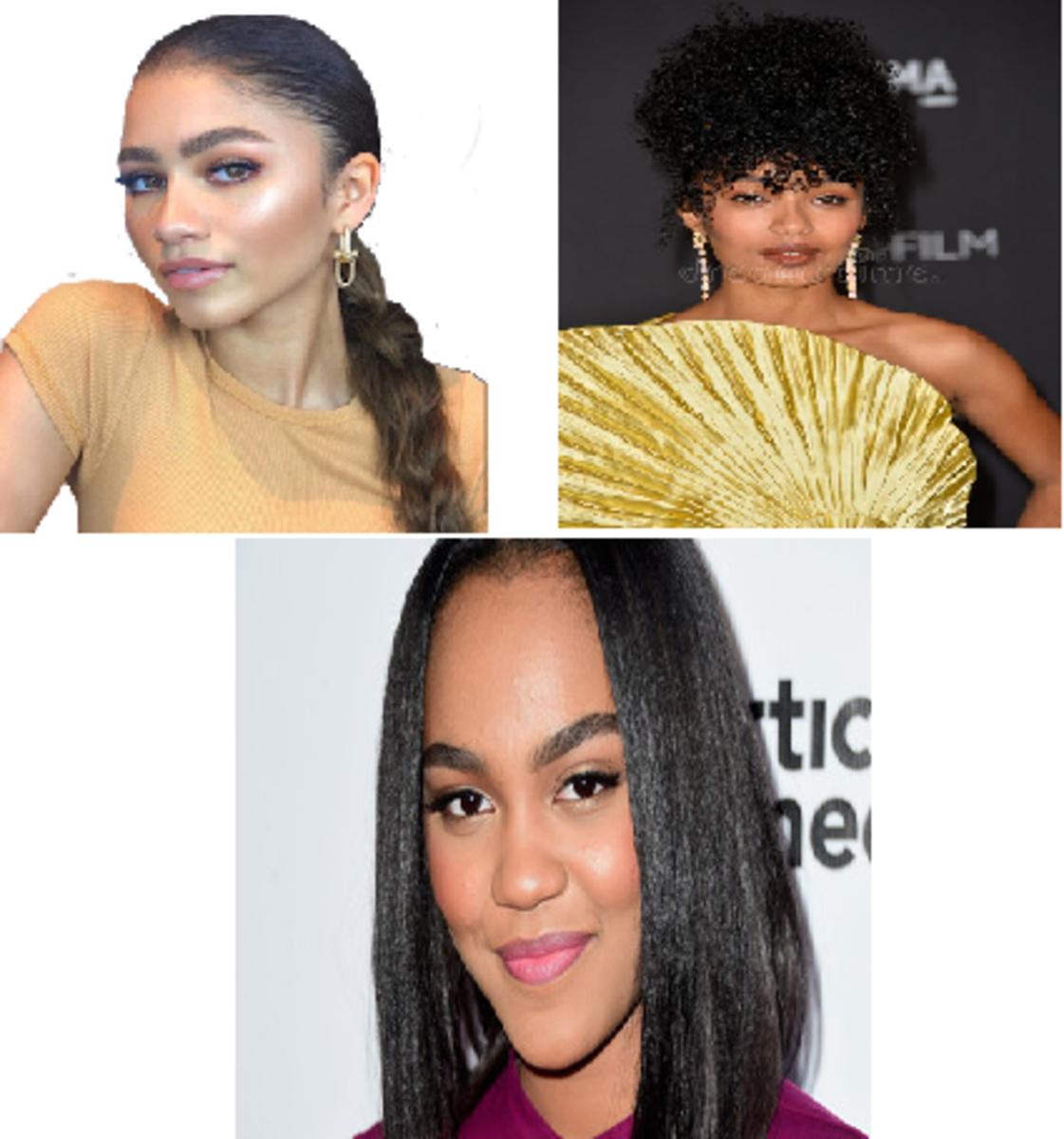 What Do Zendaya Coleman, Yara Shahidi And China McClain Have in Common?
