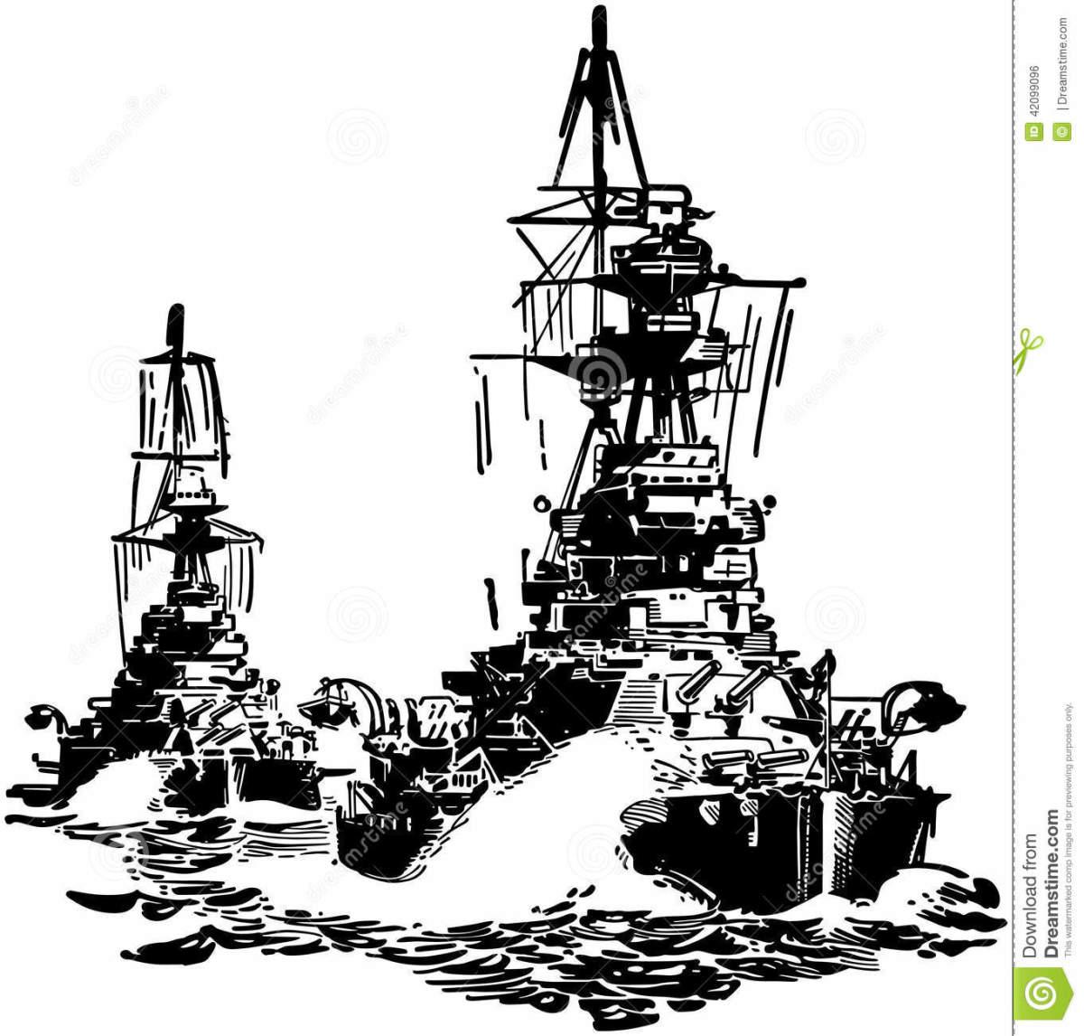 Battle of Jutland: Biggest ever Battle Involving Surface Ships(1916)