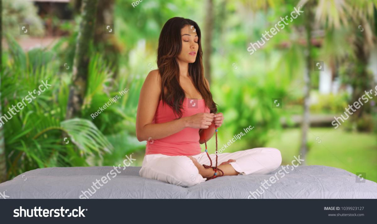 Reciting Mantra