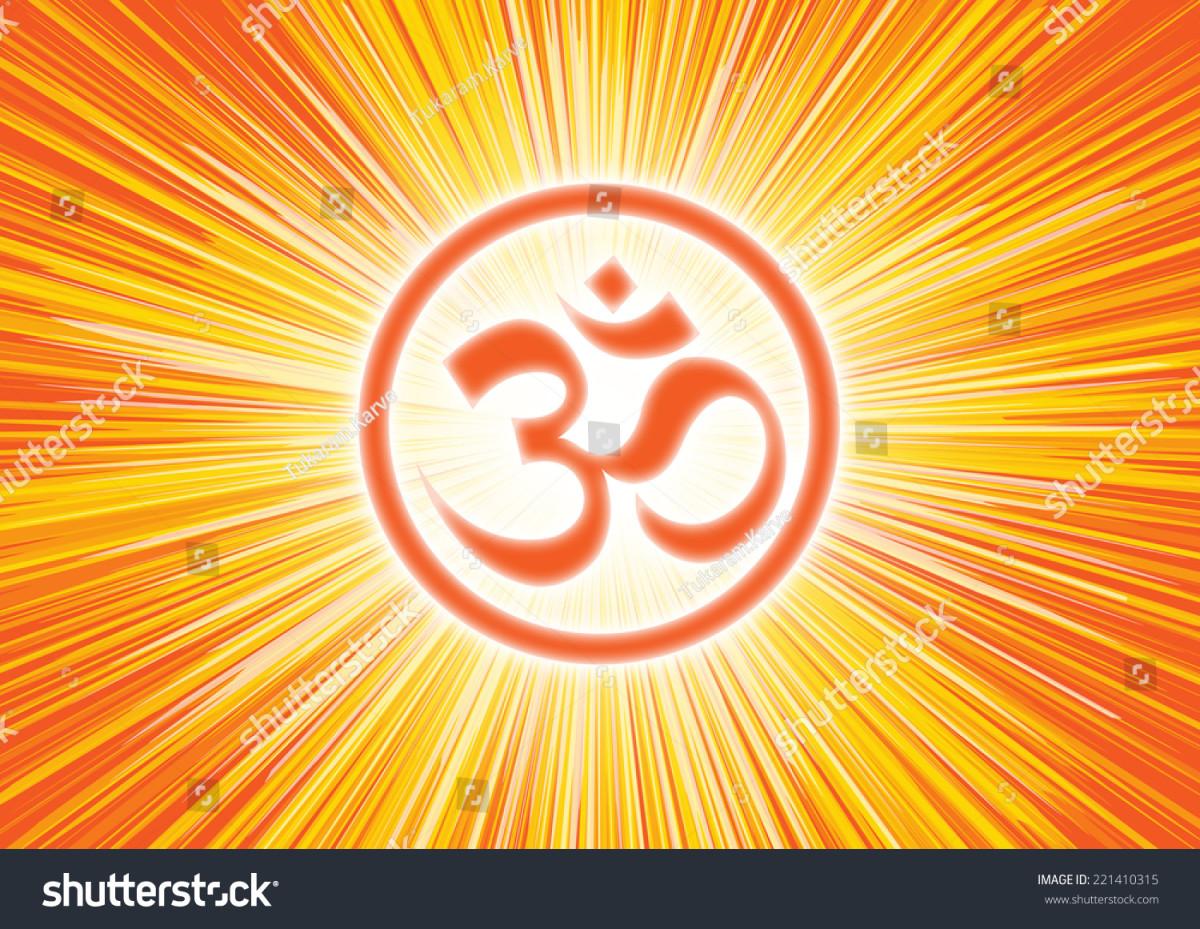 Hindu Mantra 'Om'
