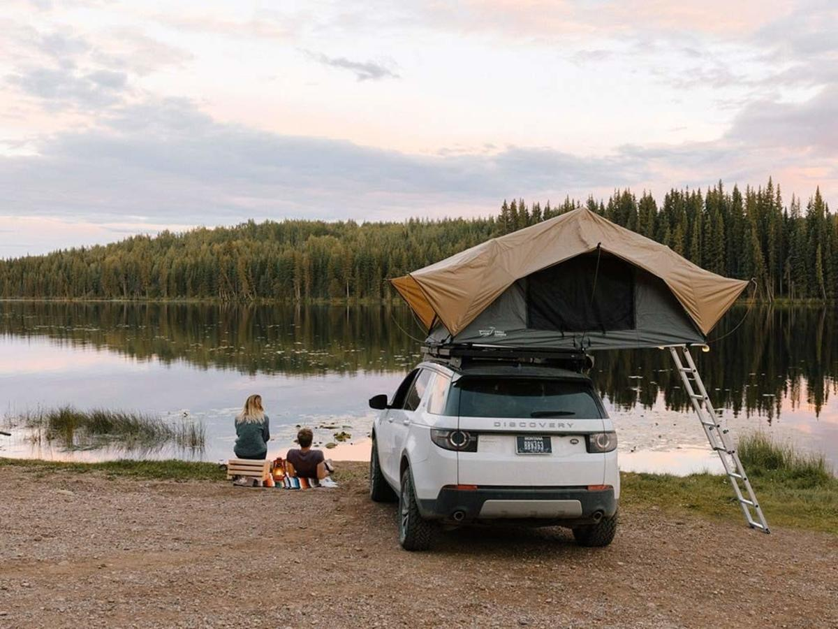 Pros and Cons of Rooftop Tents