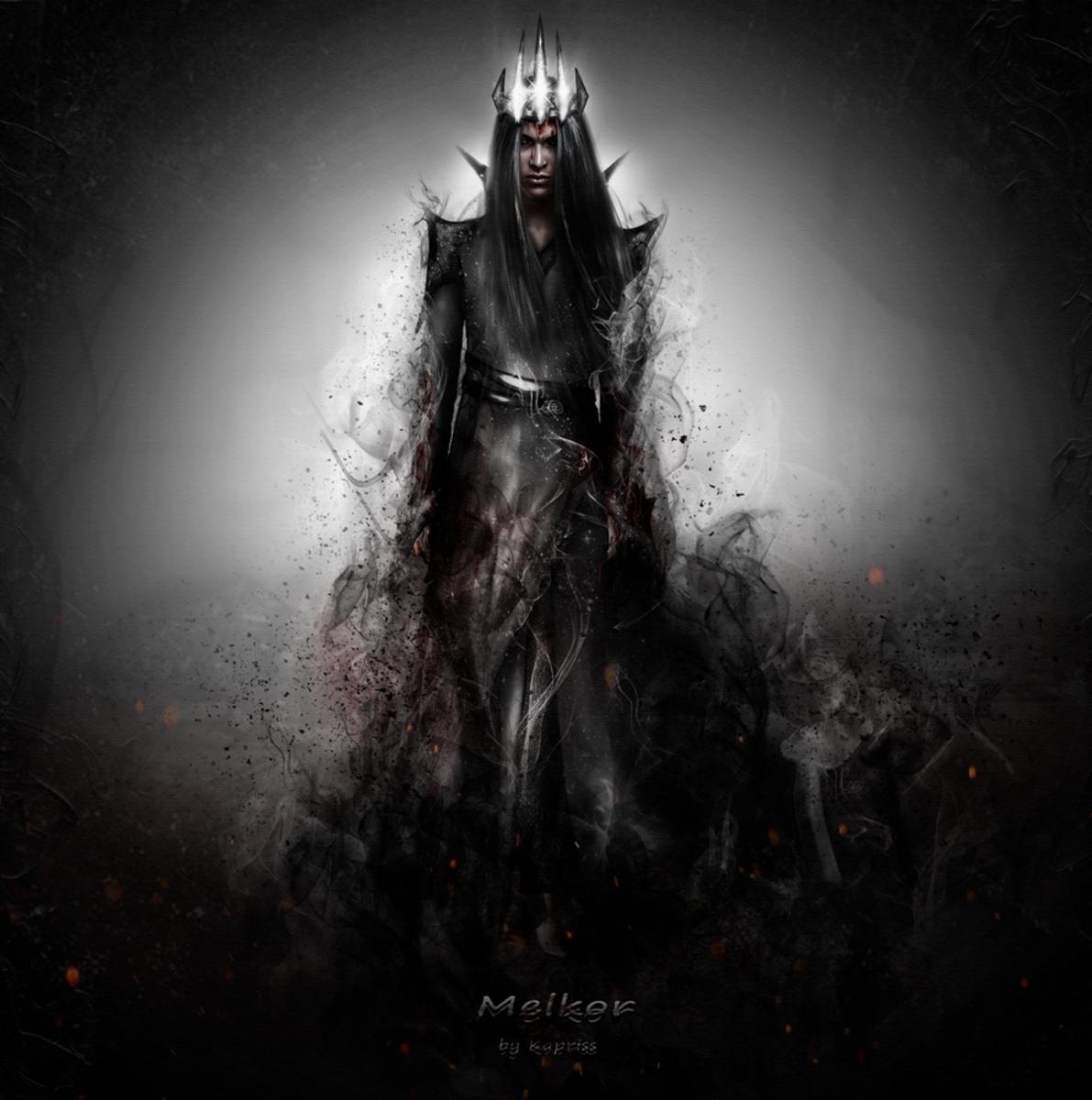 Melkor by Kaprriss