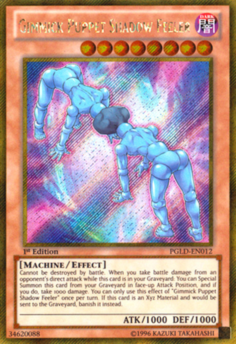 Is it just me, or does this look like something from a Human Centipede sequel?  It does, doesn't it? Yu-Gi-Oh/ Human Centipede shared universe connection confirmed.
