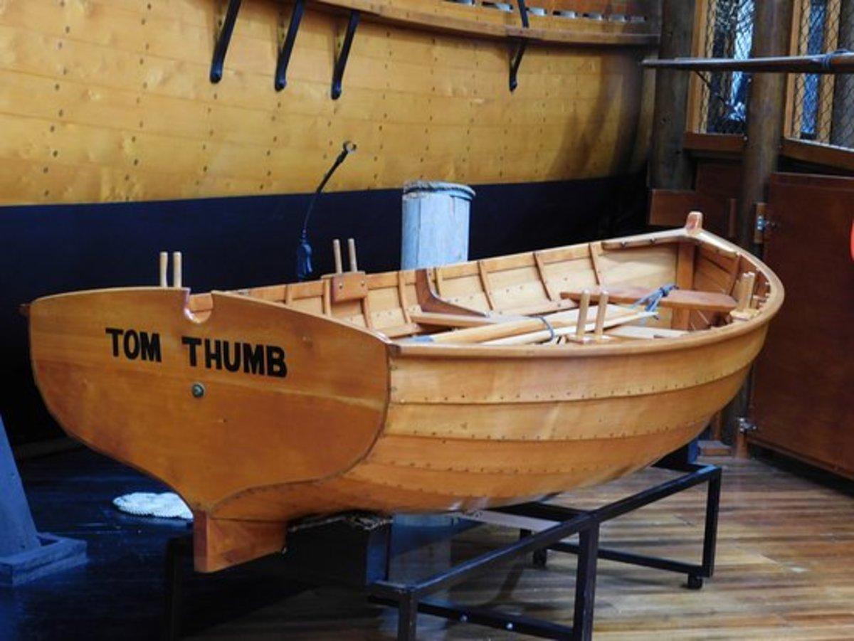 Replica of The Tom Thumb