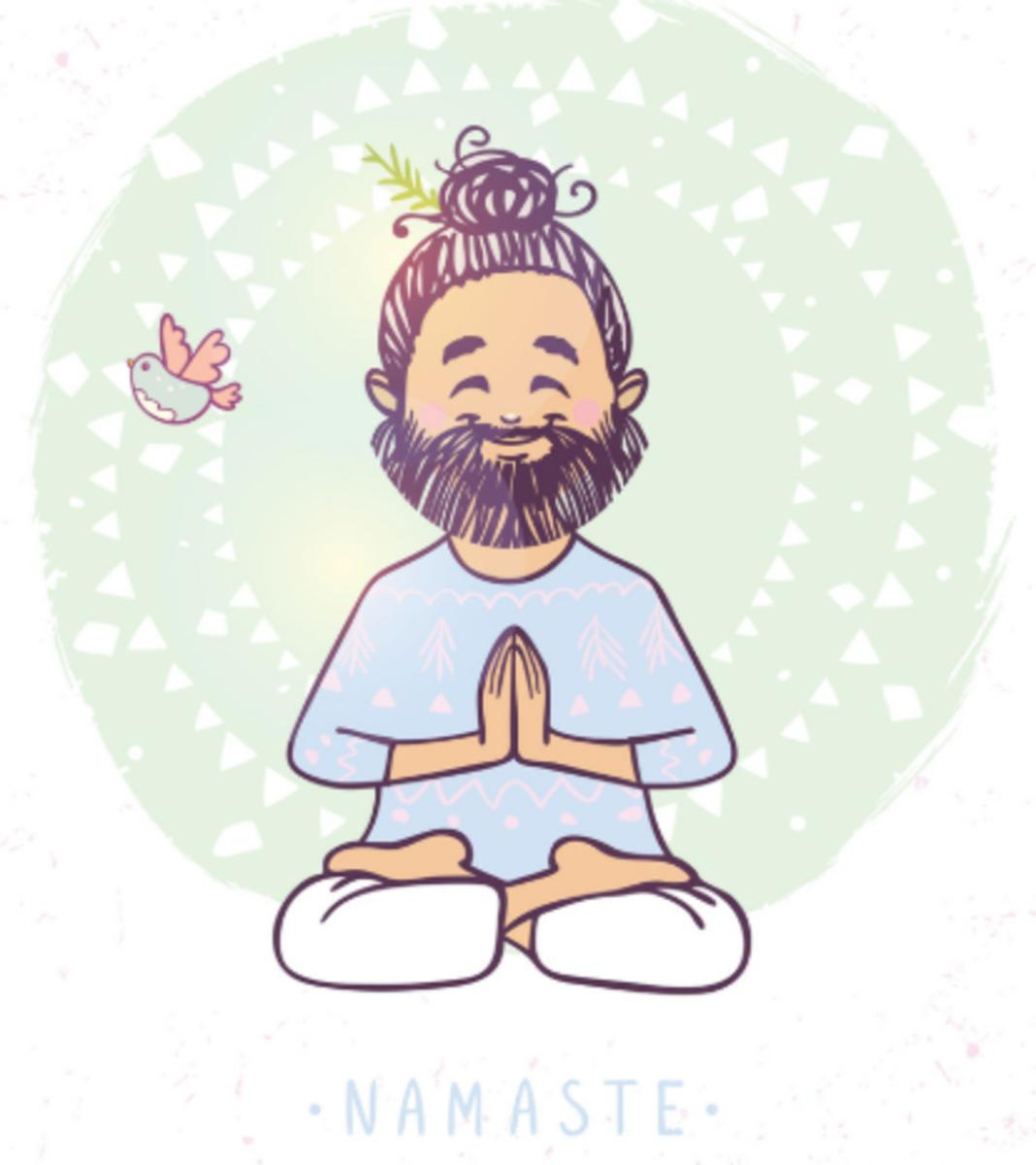 Hindu Way of Greeting