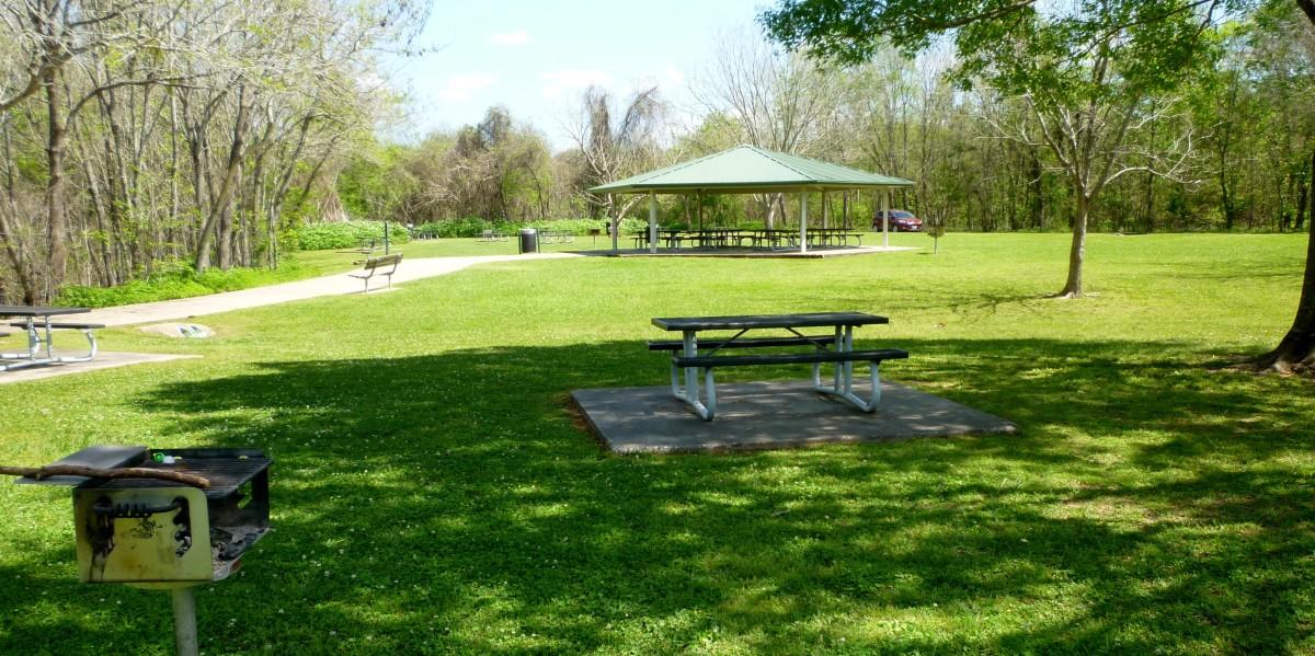 Picnic Area in Cullinan Park