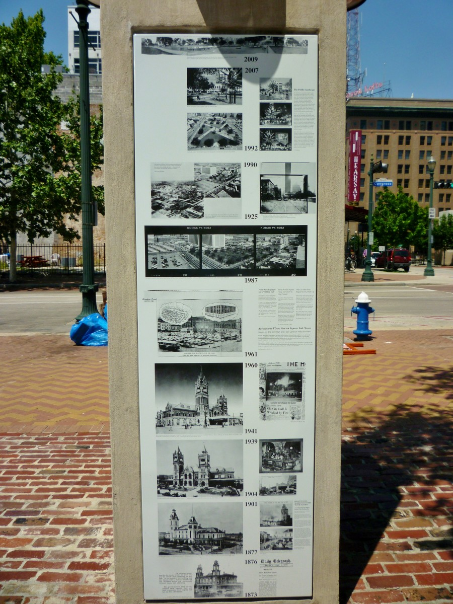 Historical photographs of Houston by Paul Hester