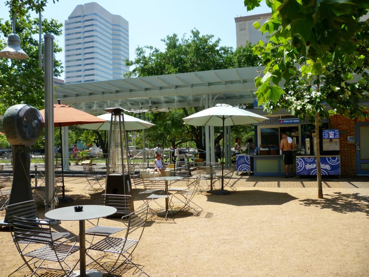 Niko Niko's in Market Square Park