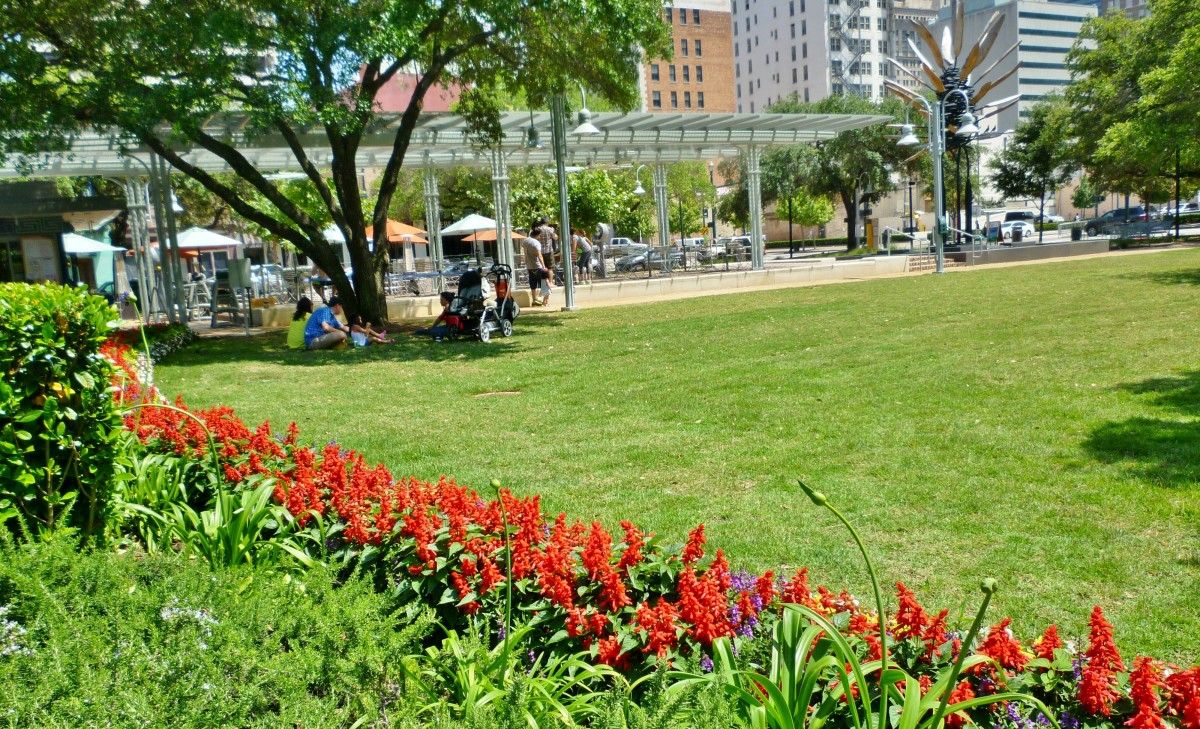 Market Square Park: Historic Beauty in Downtown Houston