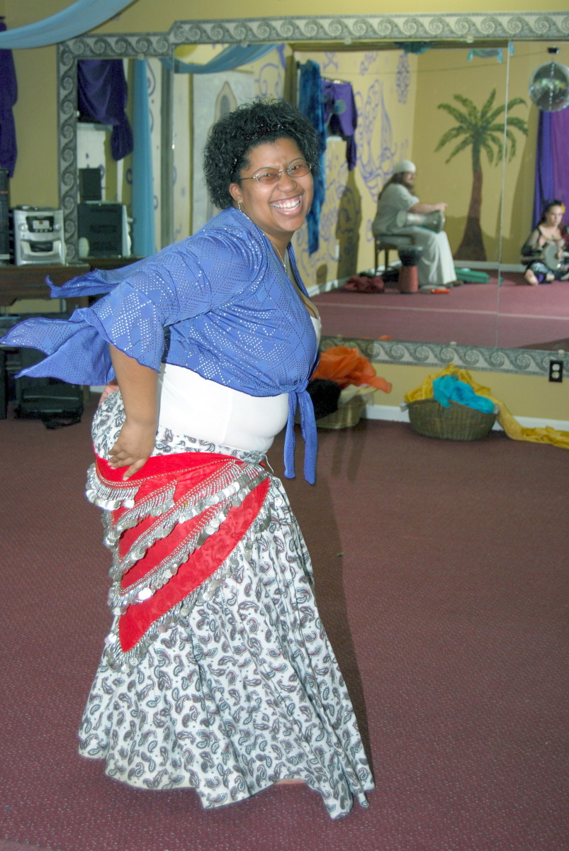 Am I Too Fat? Belly Dancing for Plus Size Women