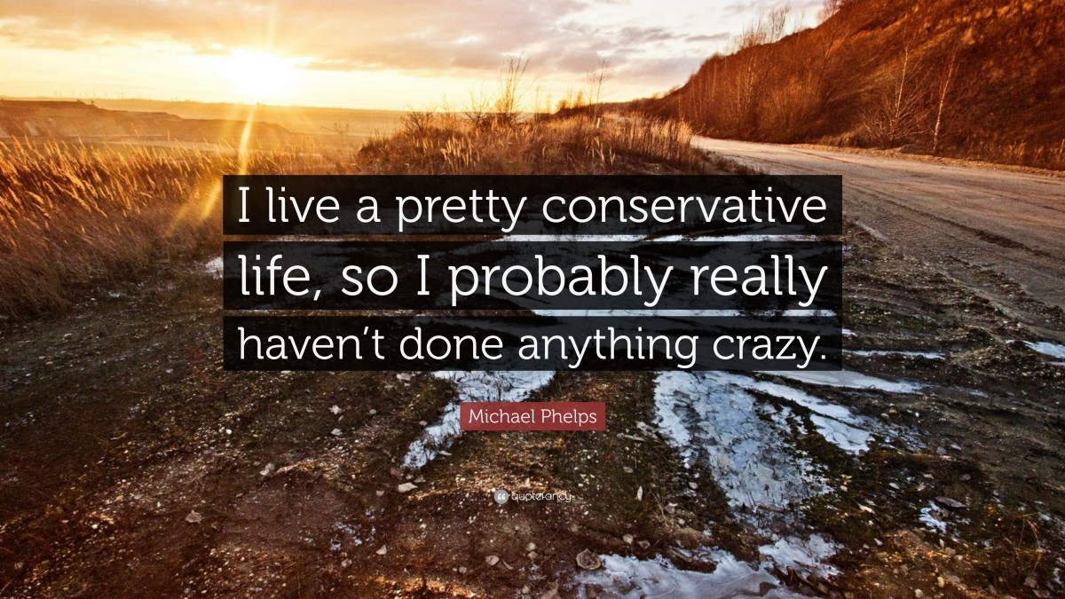 My Conservative Life