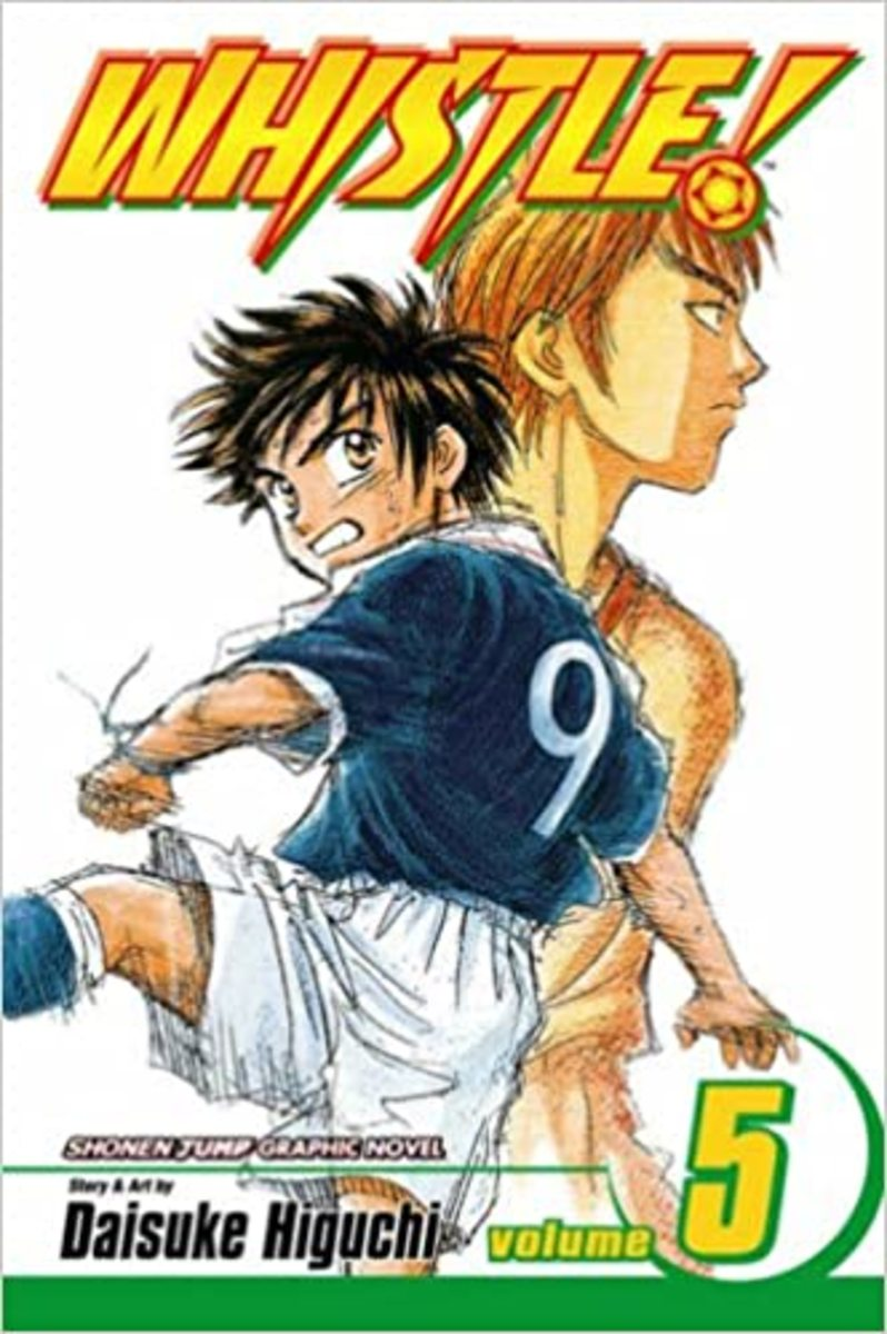 5 Awesome Soccer Anime