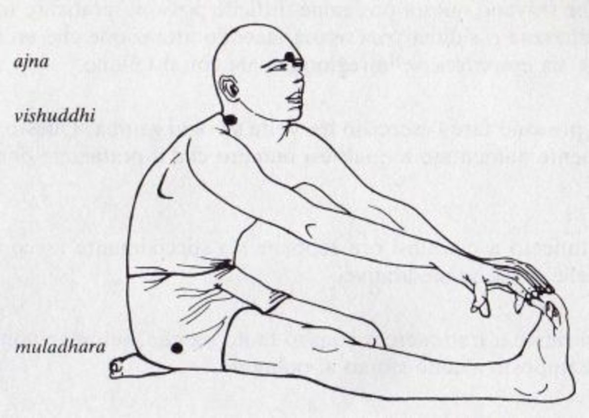 Maha Bheda Mudra, one of the kriya yoga techniques, is a highly effective way to apply pressure on your Mooladhara chakra