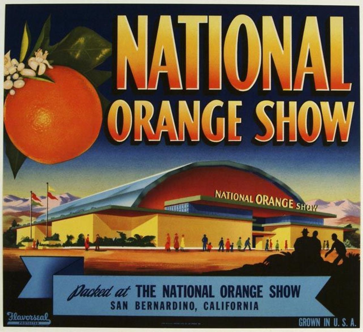 If you love oranges, and who doesn't, this is a must attend event!