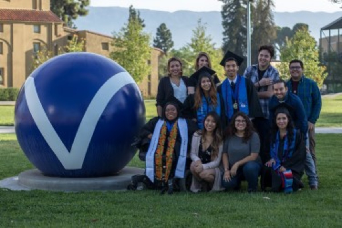 San Bernardino Valley Community College graduates.