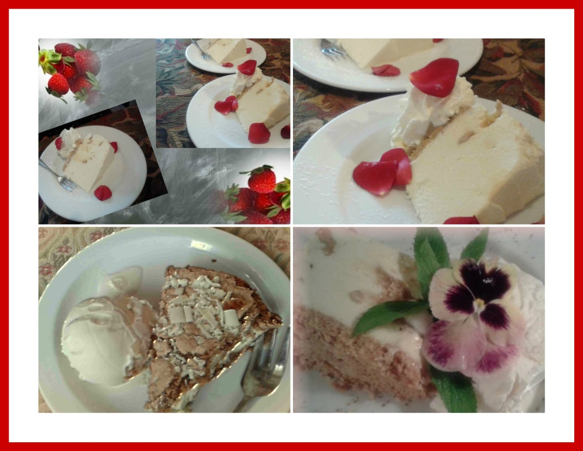Favourite Desserts and Recipes
