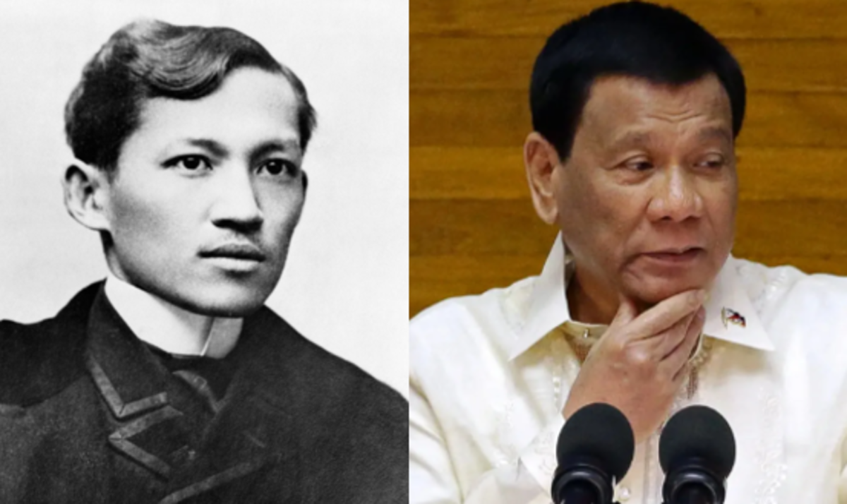 Why Rizal Will Not Like the President Duterte if He is Alive Today