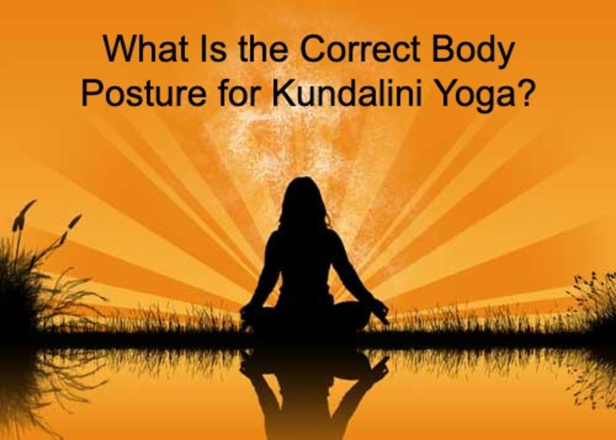 What Is the Correct Body Posture for Kundalini Yoga?
