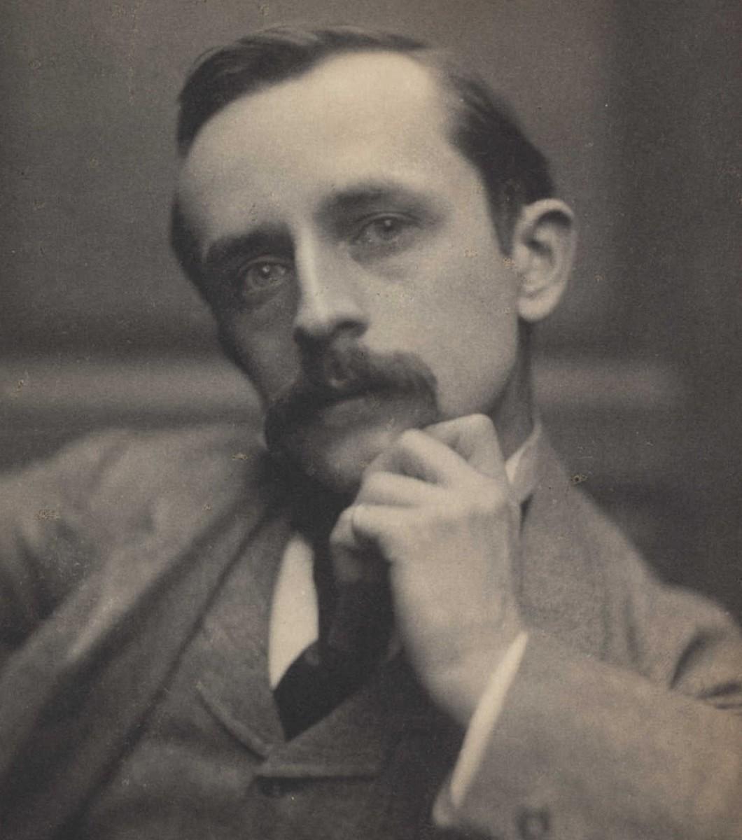 James Matthew Barrie  1860 - 1937
