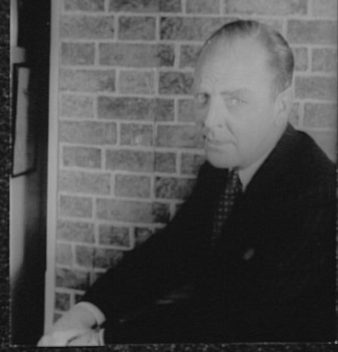 William Inge  1913 - 1973