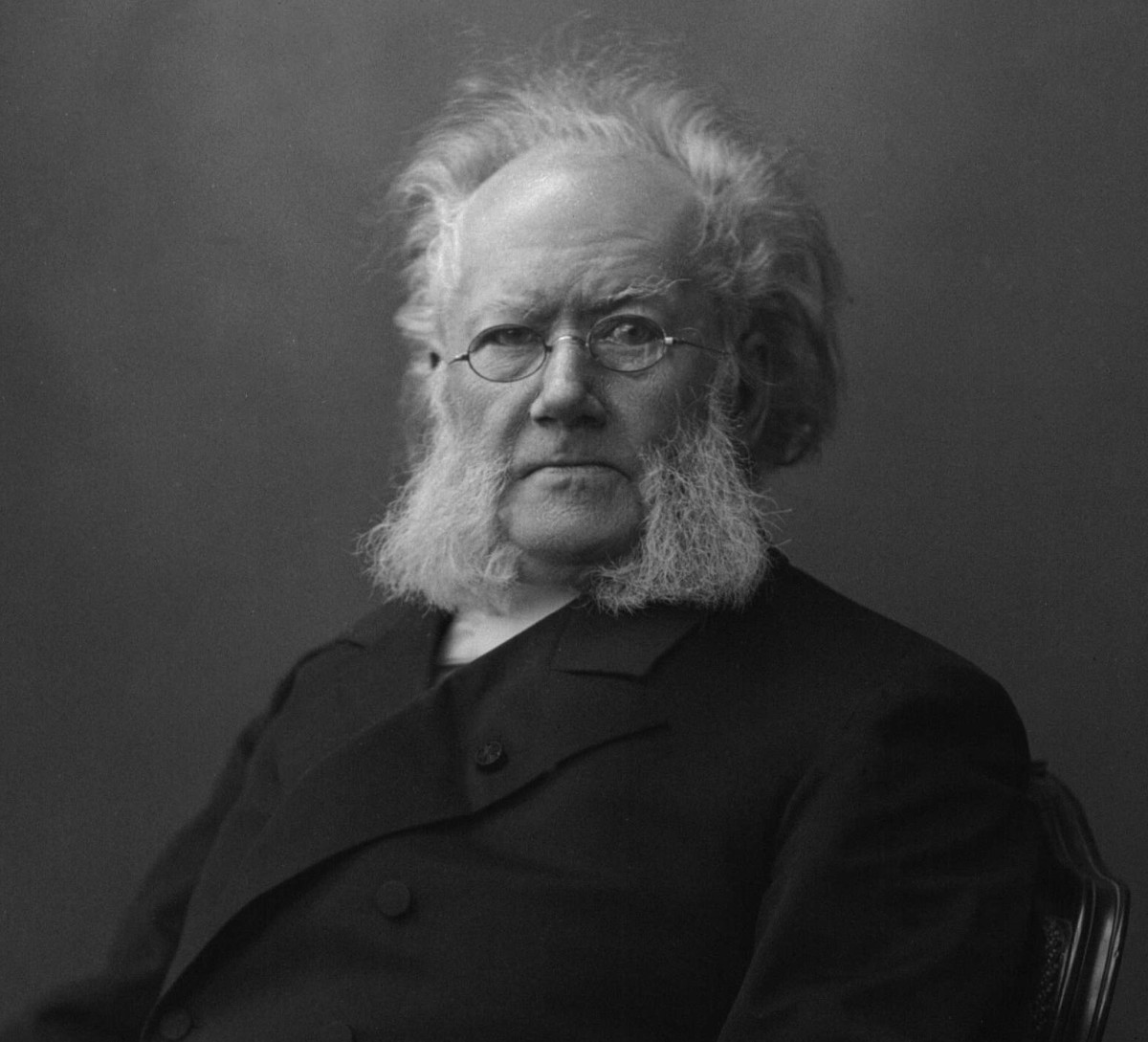 Henrik Ibsen  1828 - 1906