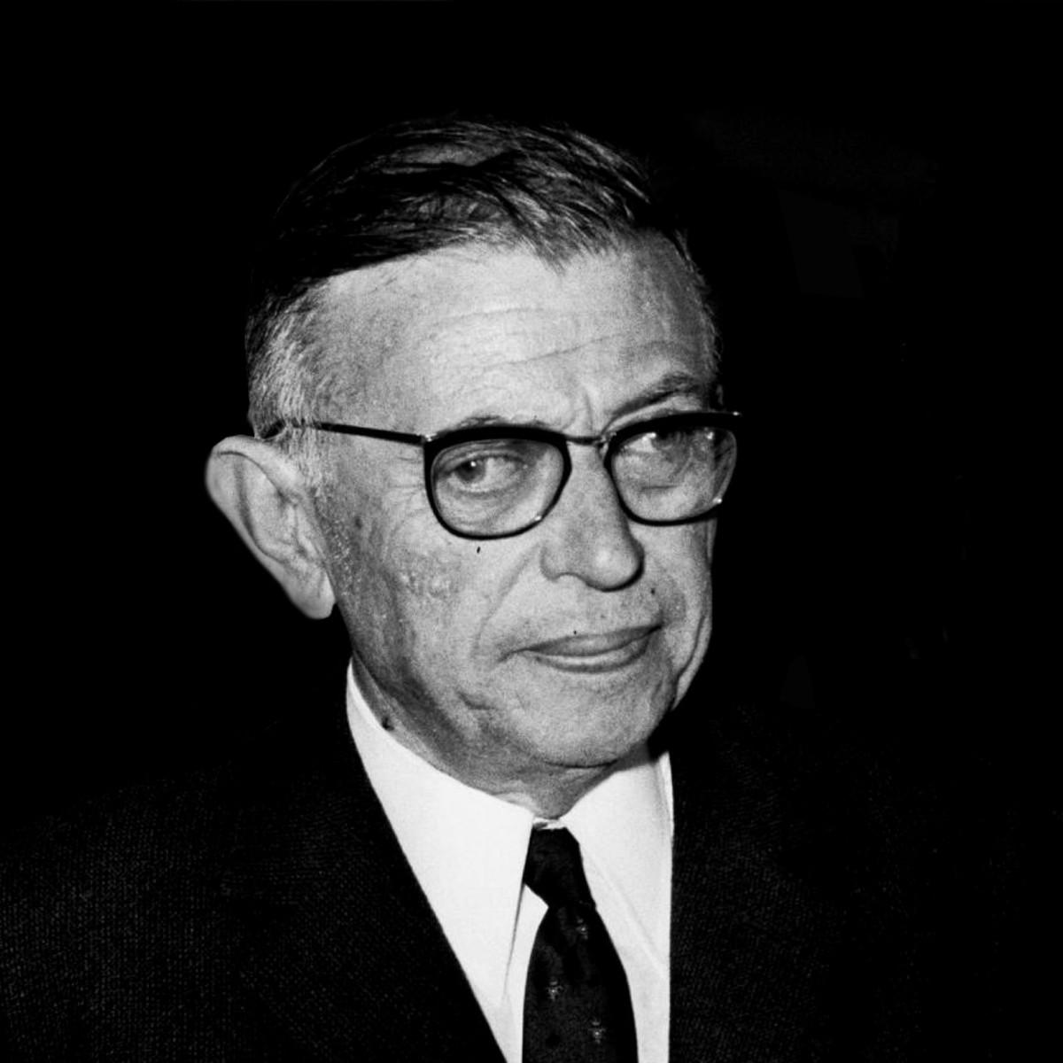 Jean-Paul Sartre  1905 - 1980