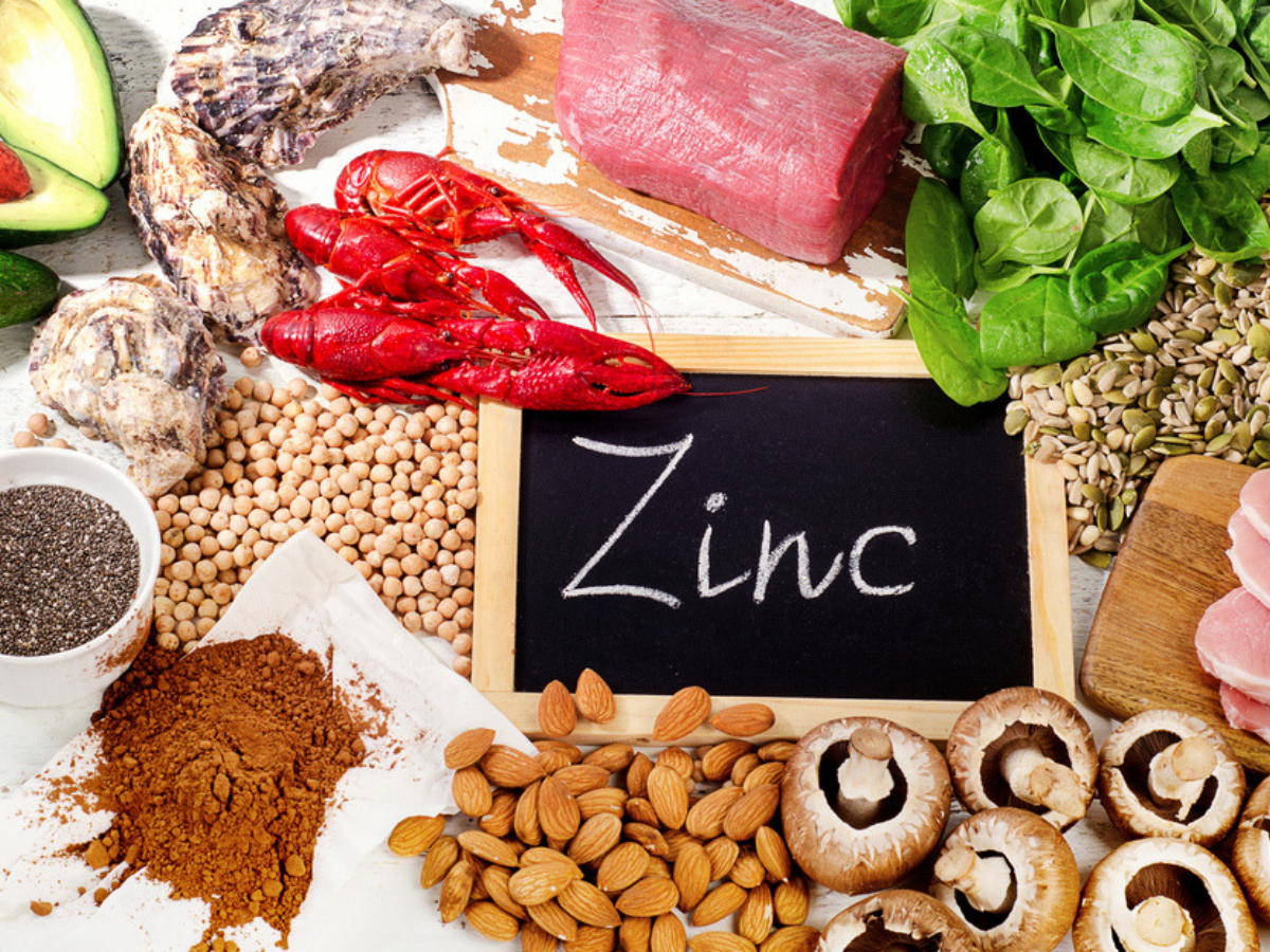 Zinc, which is a vital nutrient, can be obtained from many different kinds of food.