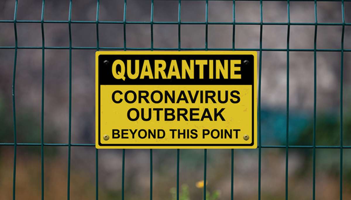 Coronavirus: The Comforting Prospect of Lockdown
