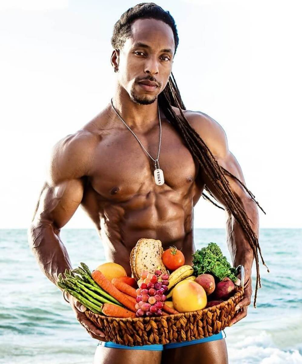 The Best Black Vegan Men on Youtube That You Should Subscribe To