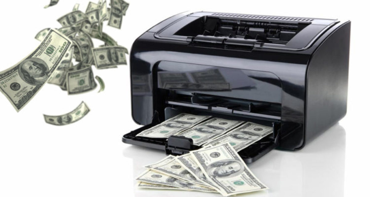 Money Printer Goes Brrrr, a Look at the US Federal Reserve.