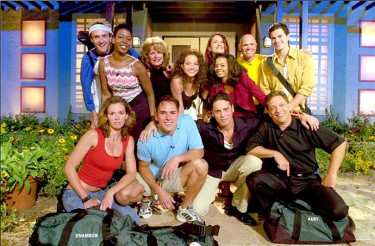 Big Brother Season 2 Cast