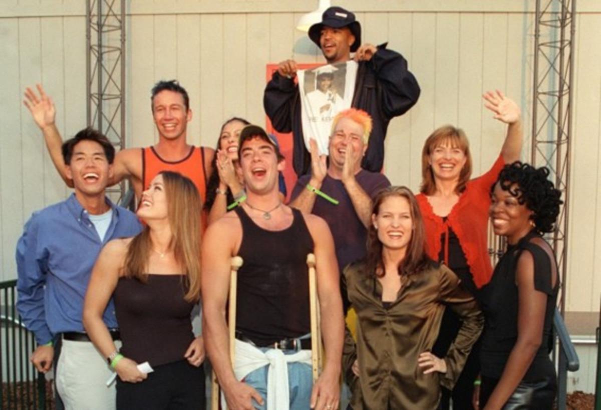 Big Brother Season 1 Cast
