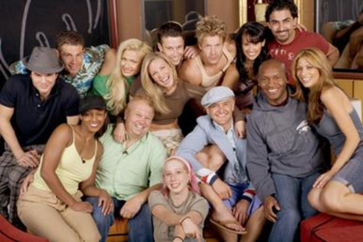Big Brother Season 7 Cast