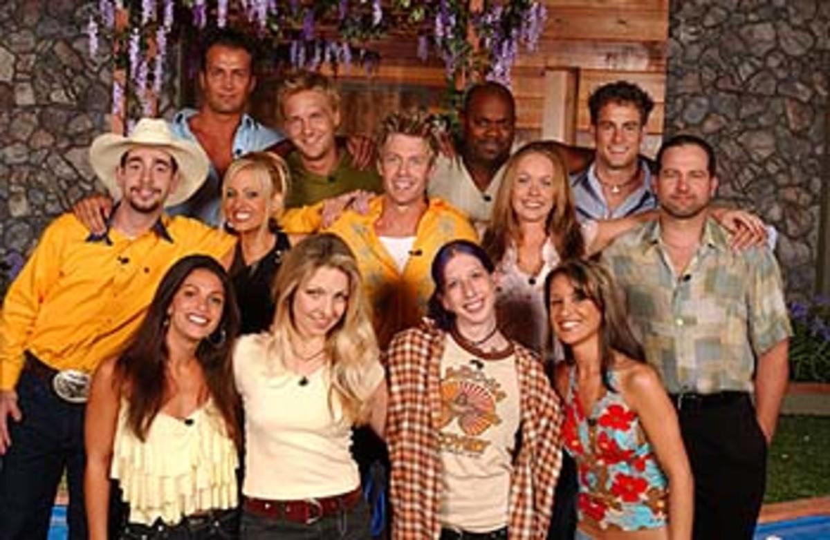 Big Brother Season 5 Cast
