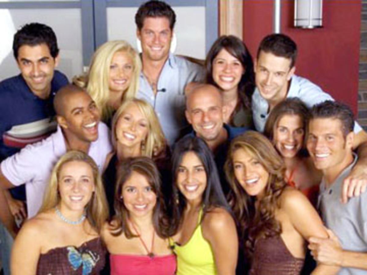 Big Brother Season 6 Cast